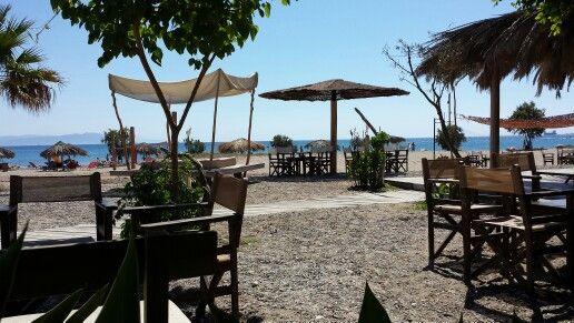 Mylos Beach Bar/Club @ Kos, Greece