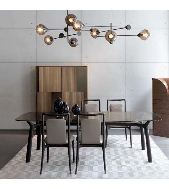 Kendama Suspension Lamp Table, Interior, Furniture