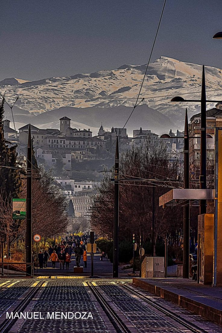 Albayzin y Sierra Nevada, Granada