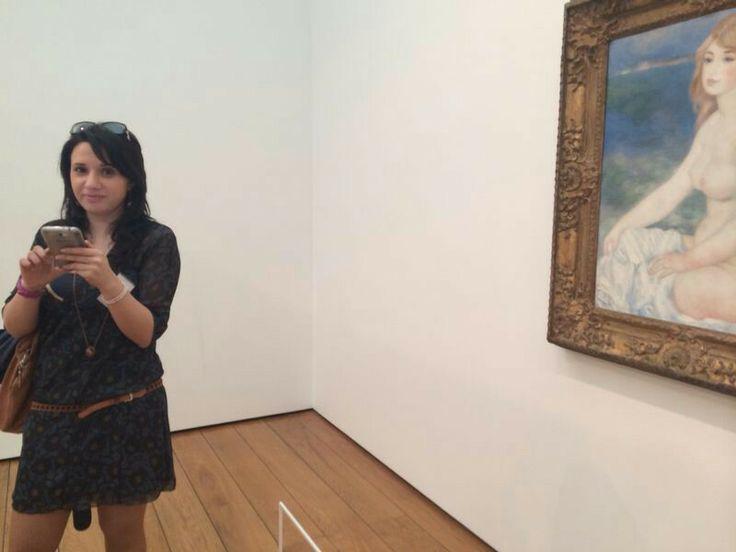 #gioiadarte Blogger day Pinacoteca Agnelli Torino