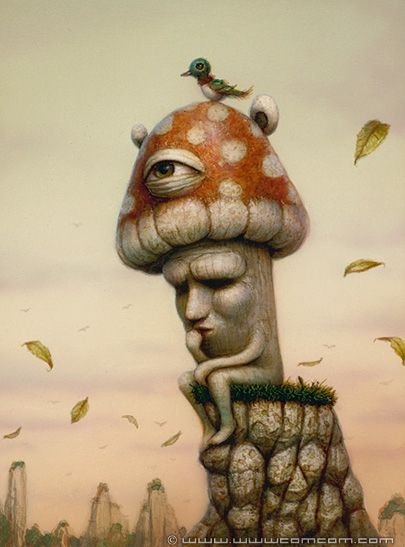 THE THINKER BY NAOTO HATTORI
