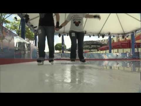 Ice Skating Rink Officially Opens in the Downtown Disney District at the Disneyland Resort! Grab your room for the holidays at the Howard Johnson Hotel & Water Playground next door to Matterhorn mountain at Disneyland! www.hojoanaheim.com