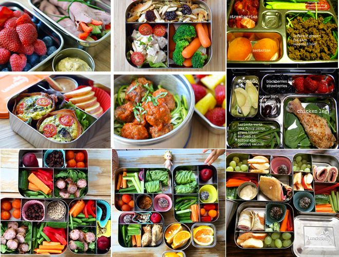 Paleo Kids Lunch Box Ideas (Nut Free)