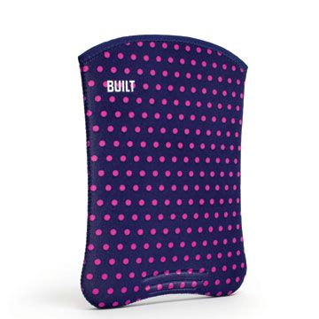 iPad Neoprene Sleeve in Navy Mini Dots AU$64.50
