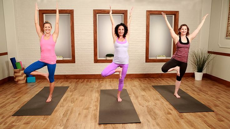 Feel-Good, Feel-Strong Yoga: After a long day, you deserve 30 minutes all to yourself.