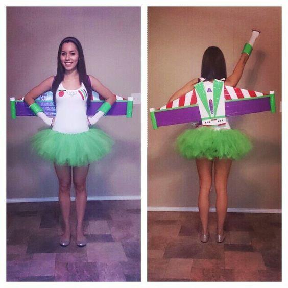Toy Story Buzz Lightyear Kostüm selber machen | Kostüm-Idee zu Karneval, Halloween & Fasching