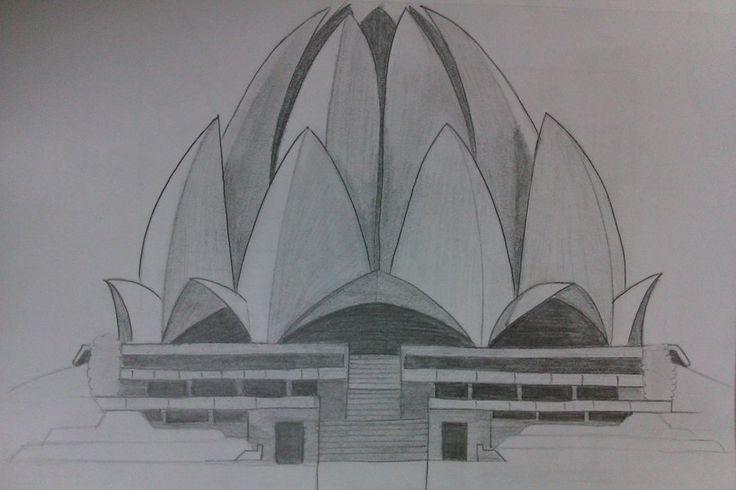 Lotus Temple by Unl0ckMyH3art on deviantART