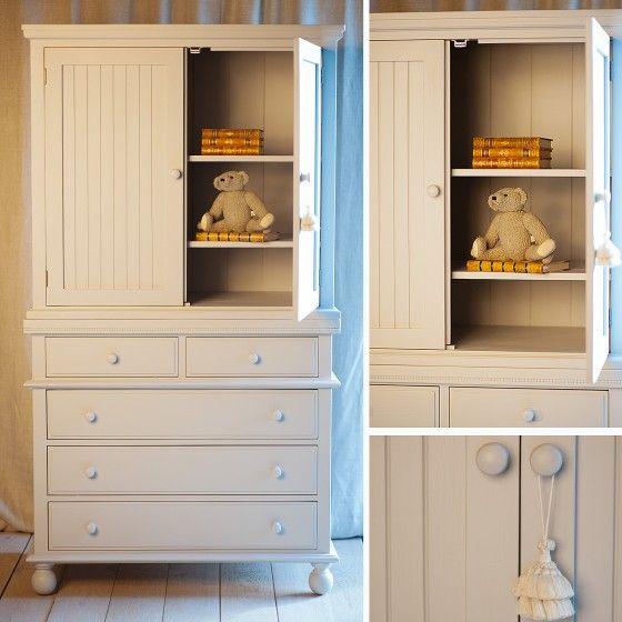 Custom Made Lord Barrington Armoire :: Bradshaw Kirchofer Handmade Furniture