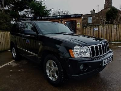eBay: 2007 JEEP GRAND CHEROKEE 3.0CRD V6 AUTO LIMITED #jeep #jeeplife