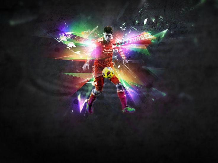 Suarez Liverpool Soccer