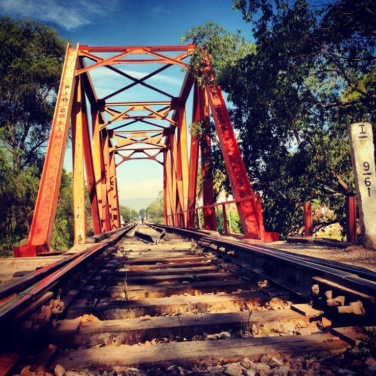 Naranja puente.