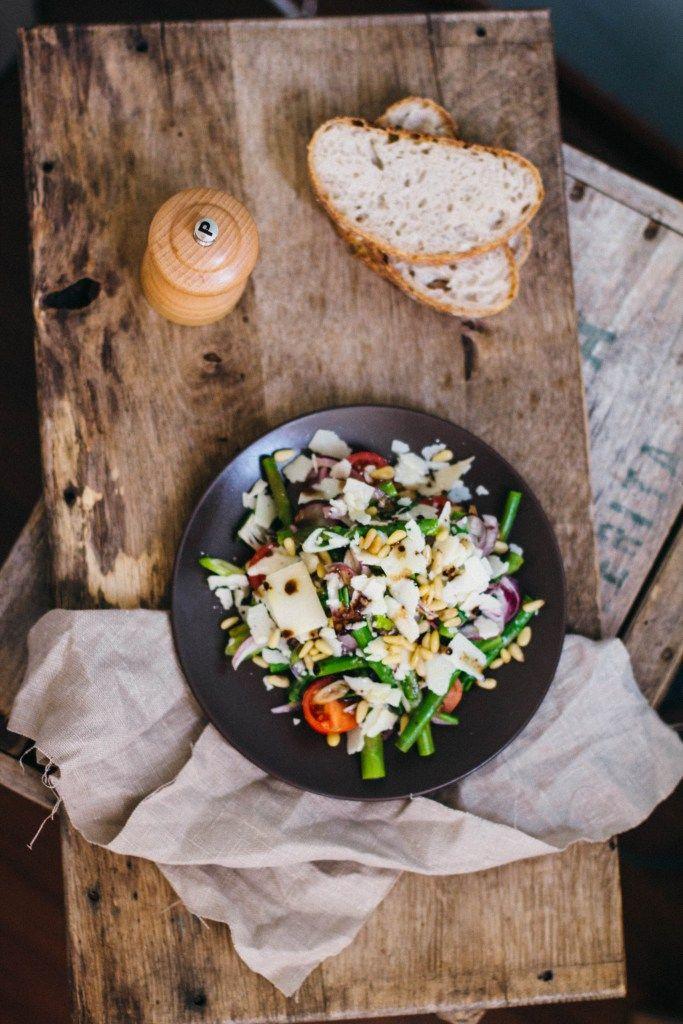 Asparagus Salad  www.juliettevaneijsden.com
