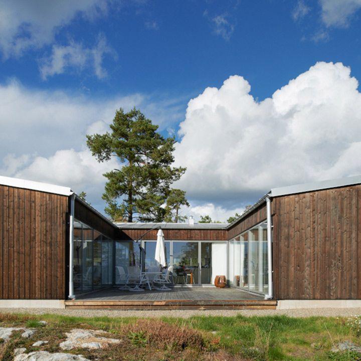 Arkitekthus - Arkitektritade hus av Claesson Koivisto Rune, Thomas ...
