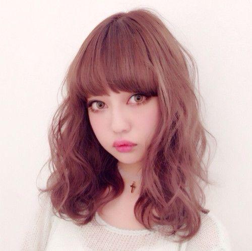 RT @RISA_DOLL: 撮影のために、髪の色を暗くしました。実物は、写真よりももっとくらーいよ。新鮮で良い♡ http://flip.it/TzQHa