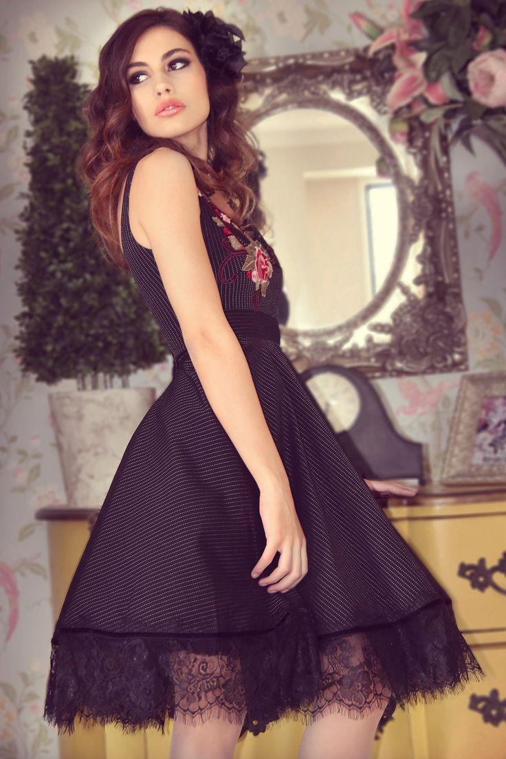Black Coffee Dress