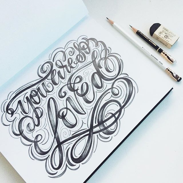 Images about calligraphy lettering on pinterest