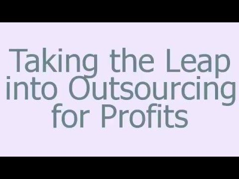 The Positive Points About Outsourcing and The Decision To Do It - Accoun...