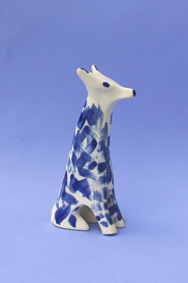 FOX / LIS 13/30 via Łapińska  Porcelana. Click on the image to see more!  <3
