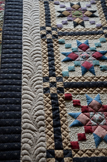 Sewn Wild Oaks Quilting Blog: Country Charmer Quilt Along