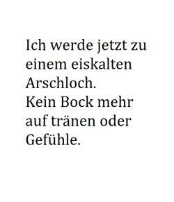 cry Deutsch German liebe self made zitat Gefühle …