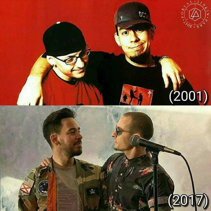 Mike and chester lp