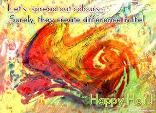 Holi Greeting Cards!
