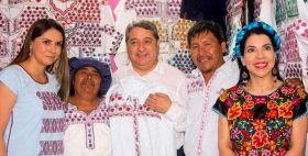 "Inauguran ""Expo Feria Artesanal Semana Santa 2017"""