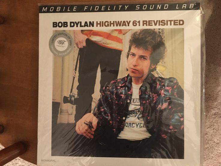 Bob Dylan-Highway 61 Revisited (MOFI edition 2016)
