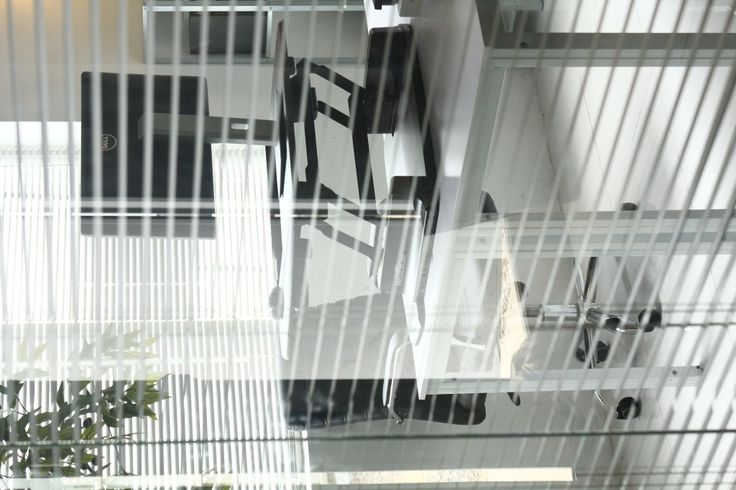 A VARIDESK standing desk makes a stylish addition to any office environment - #standinstyle - http://uk.varidesk.com