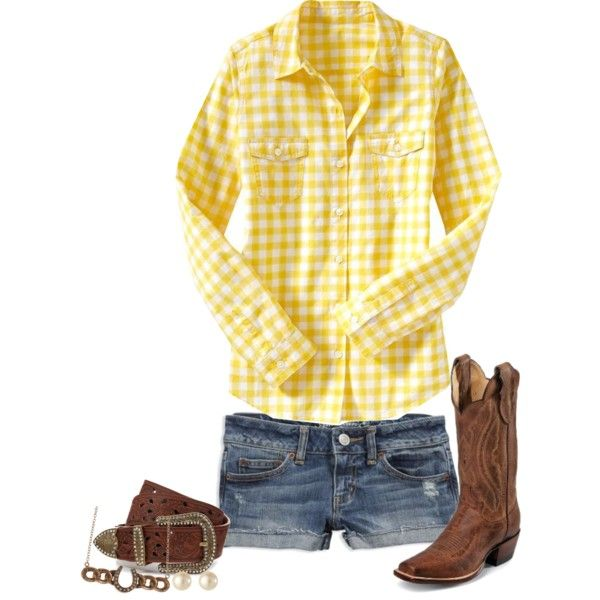 County Fair Attire | Fair outfits, Fair fashion, My style
