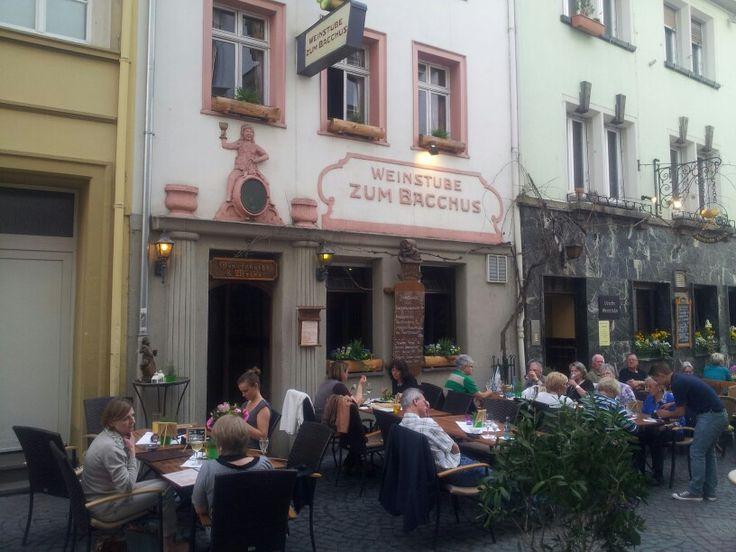 Weinstube Bacchus Mainz