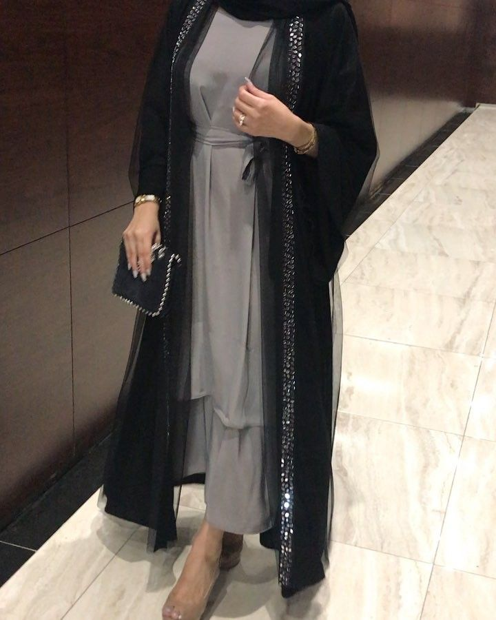 Pin On Abaya