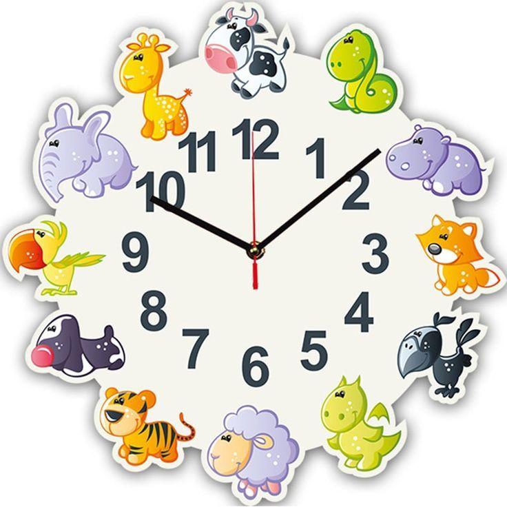 Часы картинки красивые для детей, поздравлениями