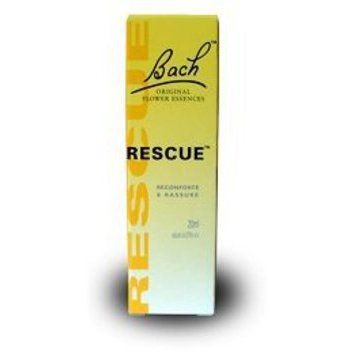 Crème Rescue fleur de Bach stress