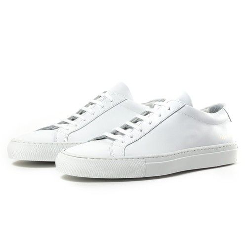 Common Projects Achilles + 4 White Sneakers for Spring: http://syndicate.details.com/post/5x-white-sneakers-for-spring-and-summer
