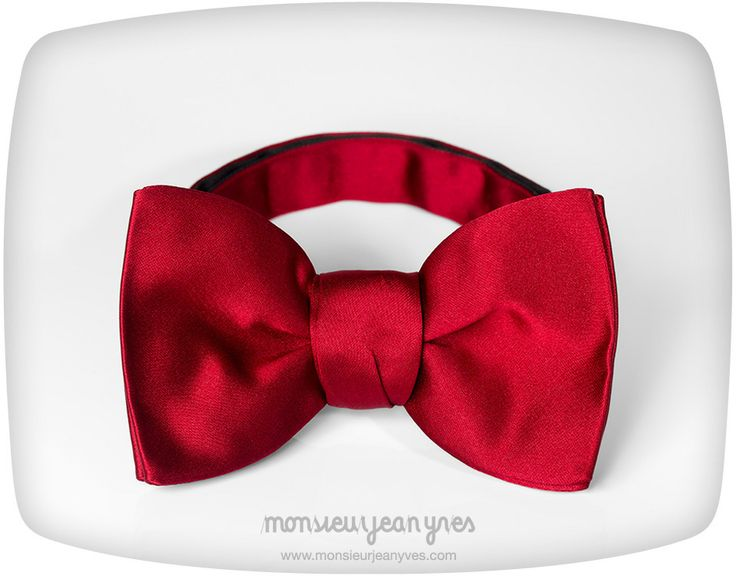 Bow Tie worn by Academy Award winner Jared Leto at the Oscars, by Monsieur Jean Yves Paris.