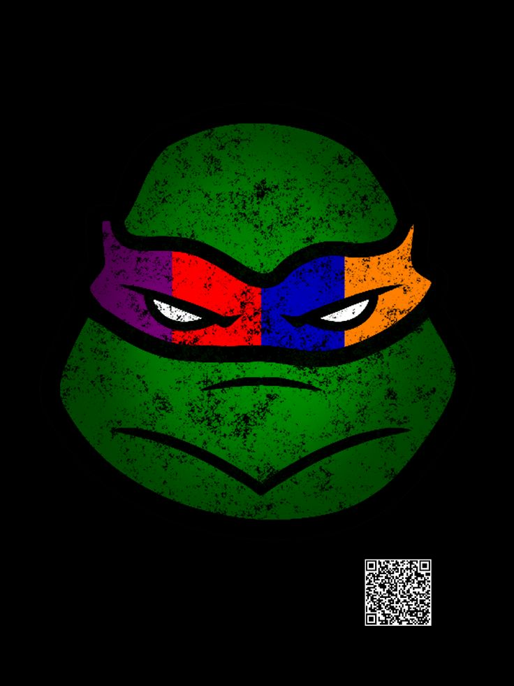 TMNT -- I like this poster. . . :)
