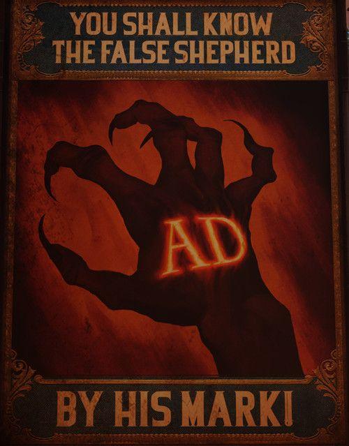 Bioshock Infinite Propaganda Poster
