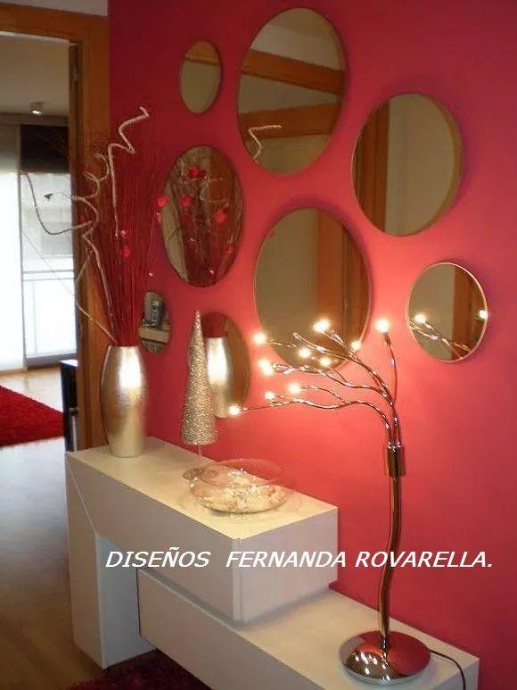 M s de 25 ideas incre bles sobre espejos redondos en for Espejos redondos pequenos
