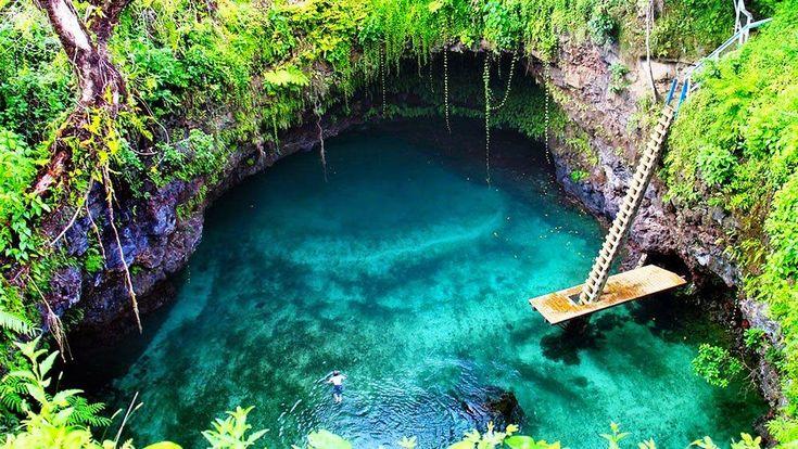 Conoce 10 de las m s paradis acas piscinas naturales del - Piscinas naturales mexico ...