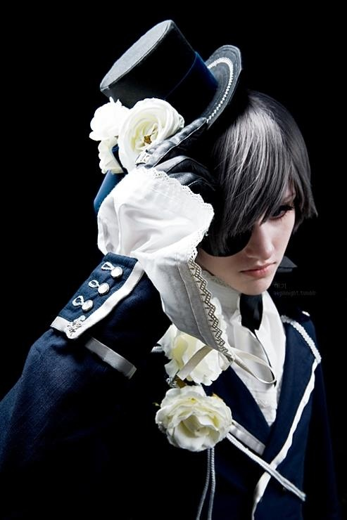 ciel phantomhive cosplay - photo #24