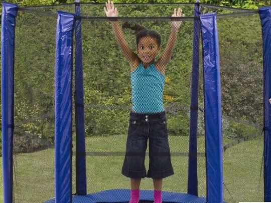 Plum 6ft Trampoline And Enclosure Review
