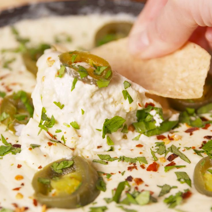 You can never have enough queso recipes. #food #easyrecipe #dips #appetizer #queso