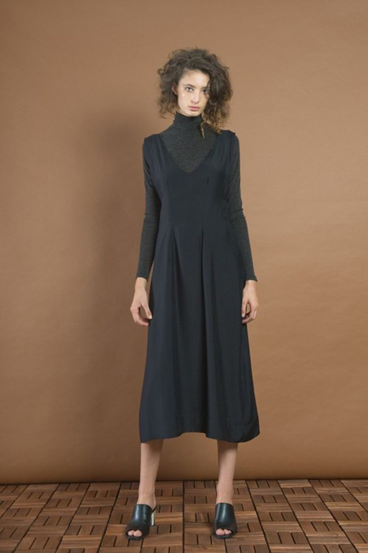 Now 10 little black dresses for - Shop The Limb Valerie Dress In Black On Well Made Clothes Now Wellmadeclothes
