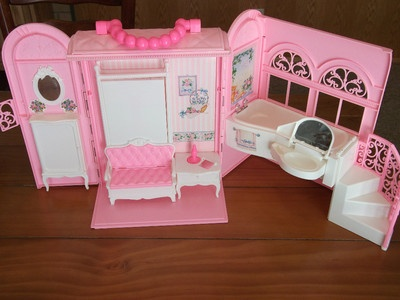 Best 281 Barbie House And Accessories Ideas On Pinterest