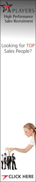 Sales Recruitment Banner Design 120x600 Pixels Animated Gif