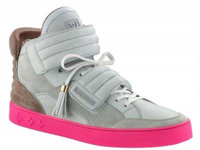 Kanye West x Louis Vuitton Jasper Grey/Pink