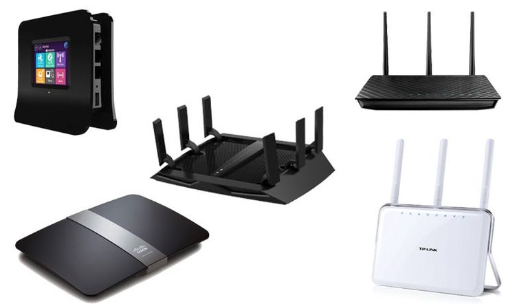 Top 5 Best WiFi Router Reviews 2016