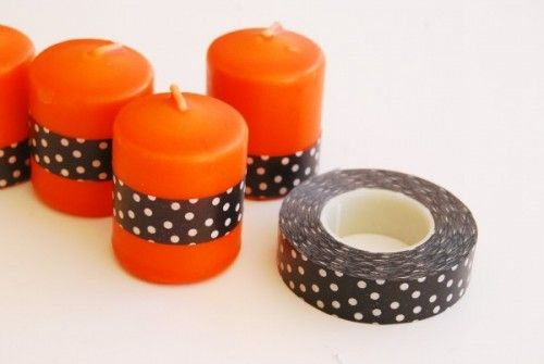 17 Cool DIY Halloween Candles And Candleholders