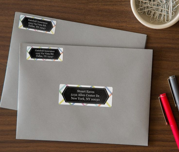 Its so easy to customize your own address labels using avery weprint just design online and weprint sends you professionally printed labels right to your